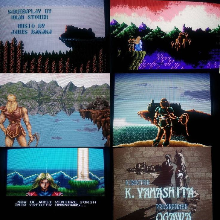 On instagram by sammyb_z #x68000 #microhobbit (o) http://ift.tt/2f1042Q clears  4 and vampire killer were nomisses and 3 a 1cc. I'll be playing these games forever
