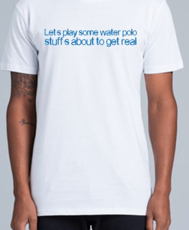 Let's play some water polo