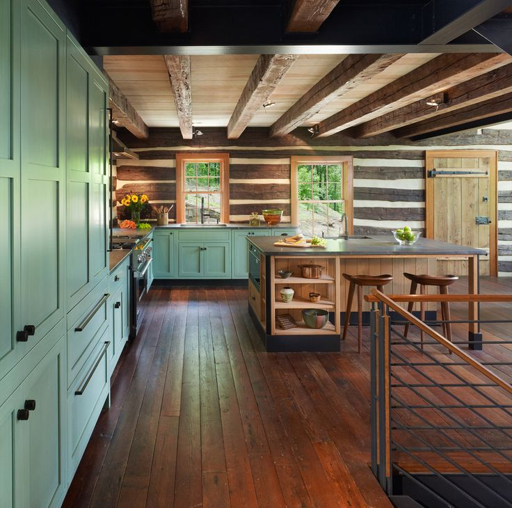 121 Best Not A White Kitchen! Images On Pinterest