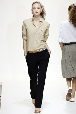 Margaret Howell 2006: simple, ready to wear