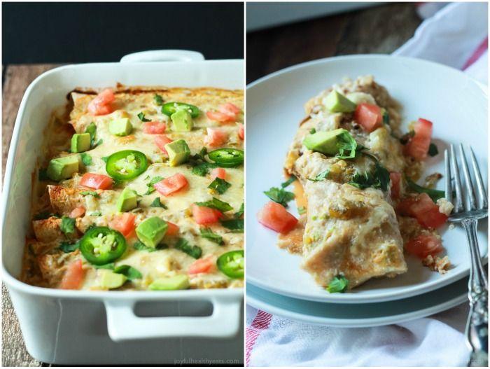 Chicken Enchiladas with Creamy Green Chili Sauce_2