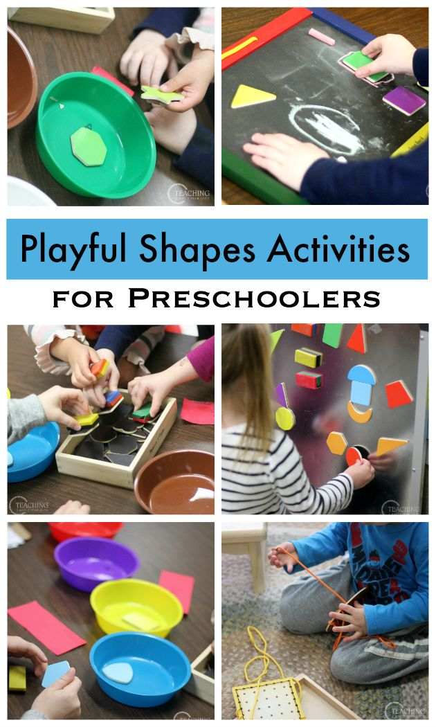 177 Best Shapes Images On Pinterest Preschool Forms