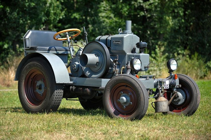 Kraemer K18 Traktor Beschnitt - Kramer Company