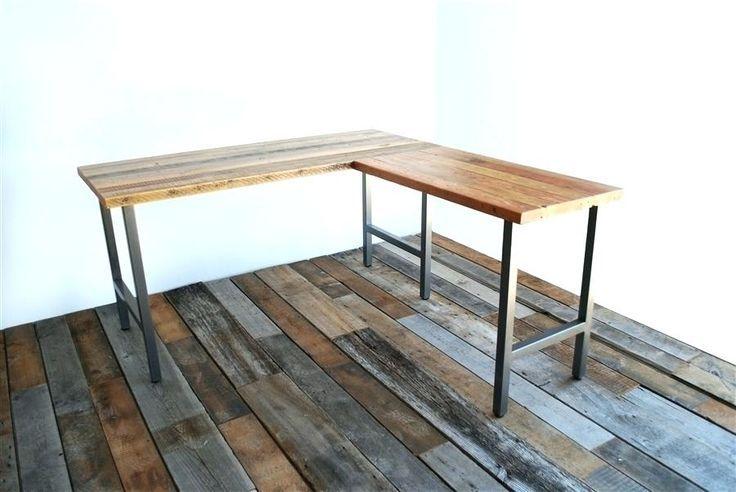 Eiche L Formiger Schreibtisch Am Besten L Formige Buroschreibtisch Ideen Auf L Schreibtisch L In Bezug Auf Reclaime Ikea