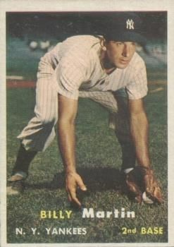 62 - Billy Martin - New York Yankees