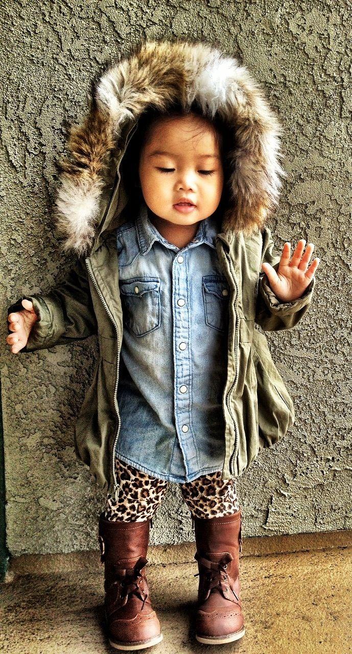 kids style girl fashion