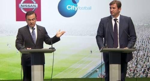 Nissan nuevo patrocinador de Manchester City FC @MCFC  #AutoBildMexico http://autobild.com.mx/noticias/manchester-city/