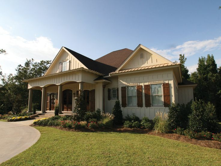 244 best Home Plans with Great Curb Appeal images on Pinterest
