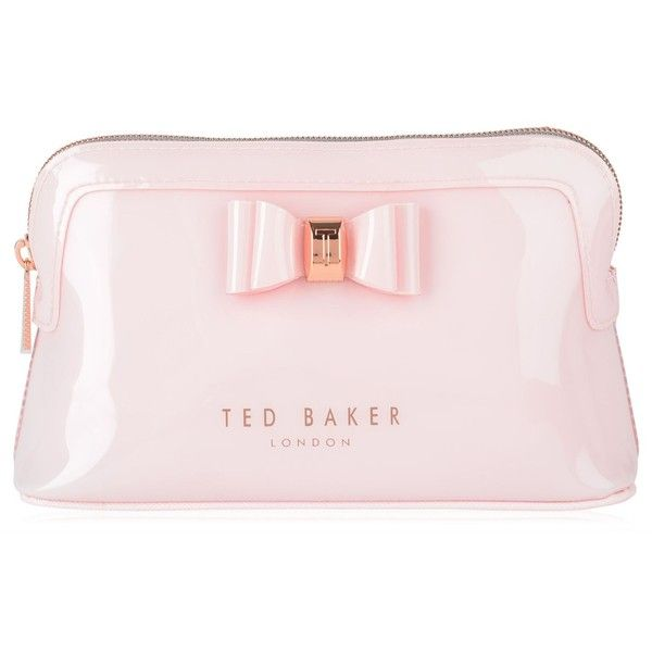 TED BAKER Julis Makeup Bag featuring polyvore, beauty products, beauty accessories, bags & cases, wash bag, travel toiletry case, toiletry bag, make up bag and cosmetic bag