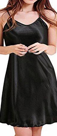 ZANZEA Womens Sexy BabyDoll Stain Silk Lingerie Chemise Mini Night Dress Black Size L No description (Barcode EAN = 0635426452623). http://www.comparestoreprices.co.uk/chemises/zanzea-womens-sexy-babydoll-stain-silk-lingerie-chemise-mini-night-dress-black-size-l.asp