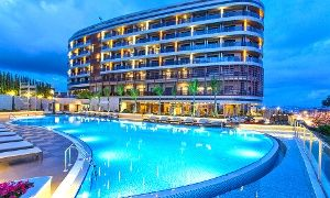 Alanya, Turkey (All Inclusive 4 or 7 Nights and Flights) Groupon deal price from £199 Per Person*