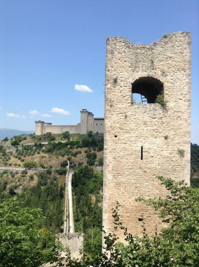 Due escursioni alle porte di Spoleto fra natura, storia e