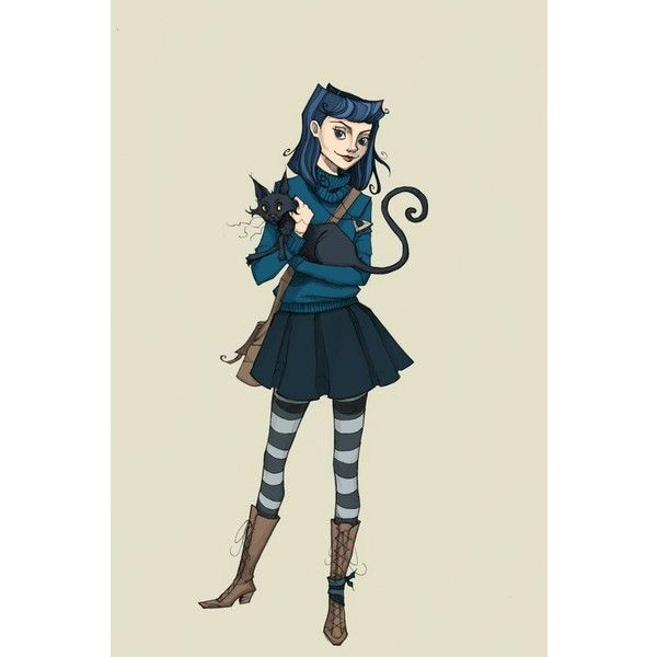 Tally Todd   Coraline, a little older, done with ink, indian... ❤ liked on Polyvore featuring home, home decor, india home decor and indian home decor