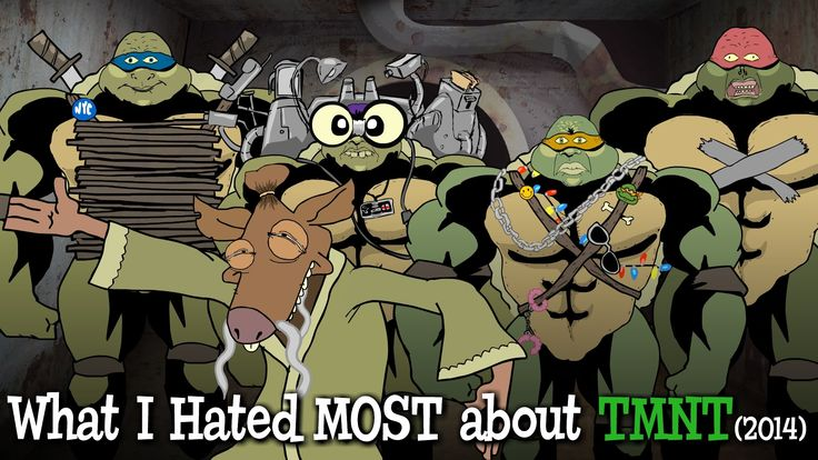 What I hated most about Michael Bay's TMNT 2014