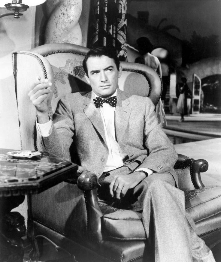 Gregory Peck as F. Scott Fitzgerald in Beloved Infidel (1959)