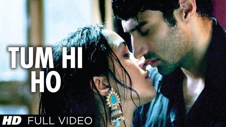 """Tum Hi Ho Aashiqui 2"" Full Video Song HD | Aditya Roy Kapur, Shraddha K...Presenting full video song of The Most Romantic Song of 2013 ""Tum Hi Ho"" of ""Aashiqui 2"", a movie produced by T-Series Films & Vishesh Films. The music of this song is composed and written by Mithoon.  Song: Tum Hi Ho Movie: Aashiqui 2 Singer: Arijit Singh Music: Mithoon Producer: Bhushan Kumar Krishan Kumar Producer: Mukesh Bhatt  Director: Mohit Suri Music Label: T-Series"