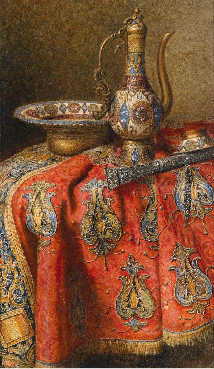 奥地利艺术家 Max Schodl(1834年至1921年)