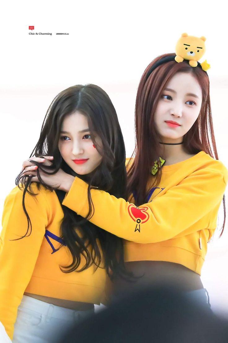 nancy and yeonwoo