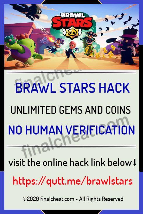 Brawl Stars Hack 2020 Cheats iOS no human verification