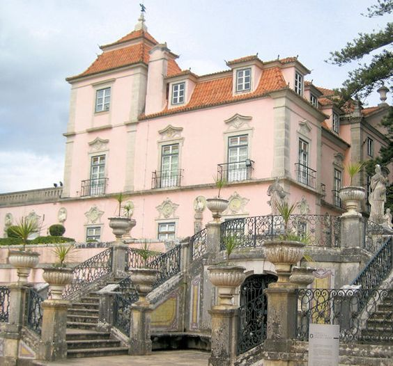 Palácio Marques de Pombal - Oeiras (Portugal)