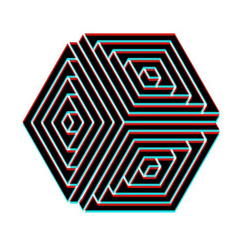 30 Mind-Blowing Examples Of Geometric Designs                                                                                                                                                                                 More