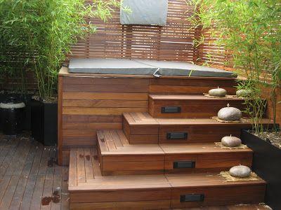 City Beautiful Carpentry: Soho Penthouse Roof Deck