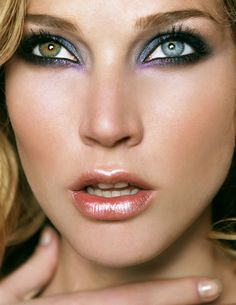 two different colored eyes - Google Search