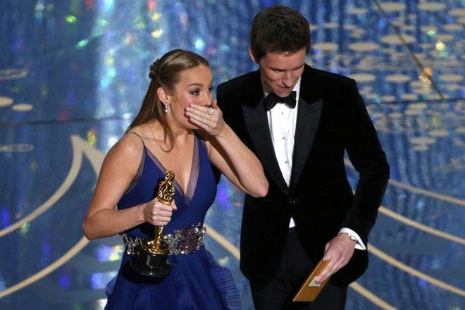 LAから実況中継第88回アカデミー速報6アカデミー賞最優秀主演女優賞はブリーラーソンに