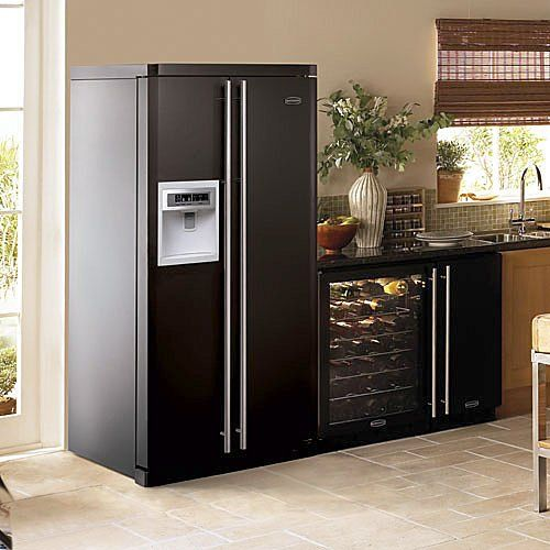 25 best ideas about frigo americain on pinterest day of happiness diner americain and. Black Bedroom Furniture Sets. Home Design Ideas