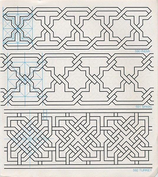 Pattern in Islamic Art - GP-B 071