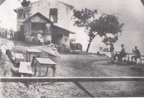 Burgazada İndos Gazinosu...1910'lar