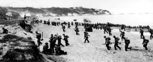 Operation Torch (initially called Operation Gymnast) was the British-American invasion of French North Africa in World War II during the North African Campaign, started on 8 November 1942.