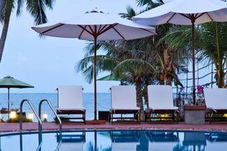 WindFlower Beach Boutique Hotel 3*Бутик-отель WindFlower Beach находится в нескольких шагах от пляжа. К услугам гостей открытый бассейн, круглосуточная стойка регистрации и бесплатный Wi-Fi на всей территории отеля. Гости могут бесплатно пользоваться велосипедами. Отель находится в 1 км до рыбацкого поселка Муйне и в 3 км от знаменитых дюн с белым песком. До города Фантьет - примерно 20 км.