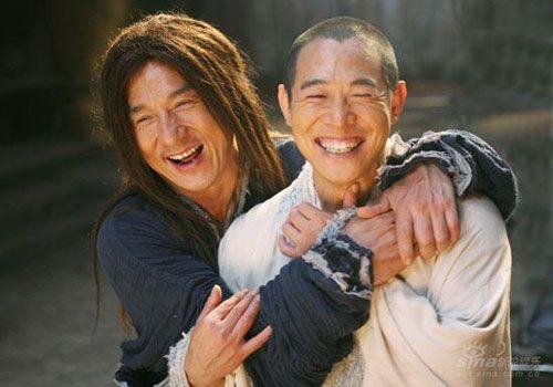 The Forbidden Kingdom/ Jackie Chan & Jet Li