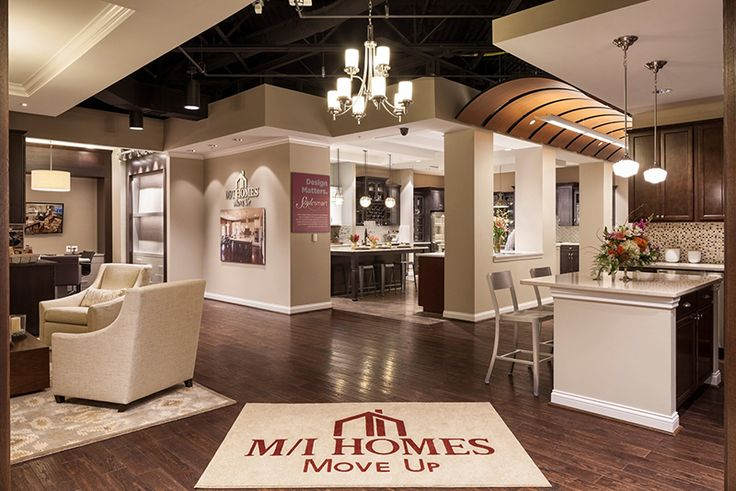 The M/I Homes Design Center In Cincinnati Is Almost As Beautiful As The Home  Theyu0027ll Help You Create!
