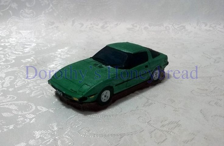Mazda RX-7 SA22C Small scale