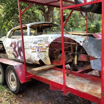 Old Junk Race Car Bing Images The Facination Of Rust Cars