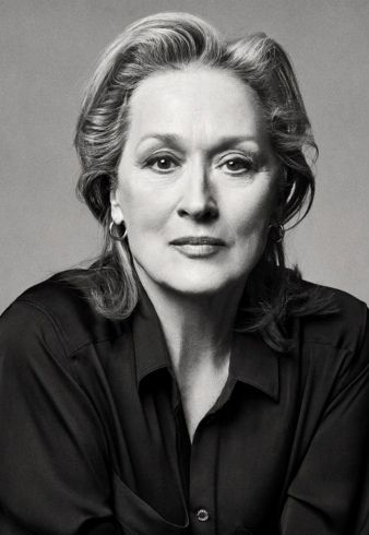 "TIME's Best Portraits of 2012 - Meryl Streep, Actress. From ""Great Performances,"" February 20, 2012 issue.  Performance: The Iron Lady. Nominated: Best Actress (winner)."