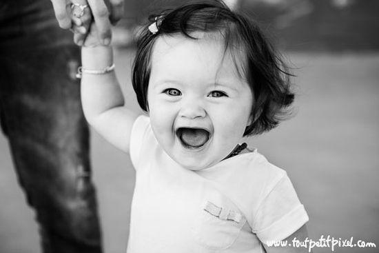 Astuces pour avoir des photos d'enfants pleines de vie