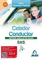 Este Manual está concebido para la adecuada preparación de las pruebas de acceso a la categoría de Celador Conductor del Servicio Andaluz de Salud, conforme al Nuevo Temario aprobado para las OPE 2013 y 2014.
