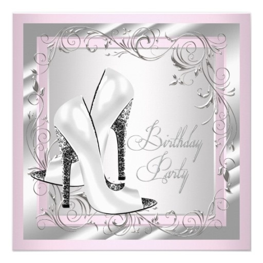 21 best images about High Heel Shoe Party Invitations – Shoe Party Invitations