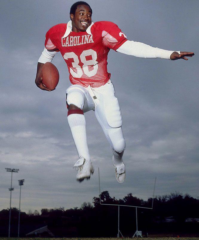 George Rogers - South Carolina 1980   Best football ...