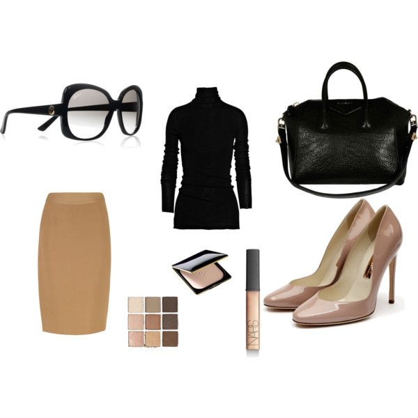 Carolyn Bessette-inspired style. This is one outfit that will go a long way in anyone's wardrobe.