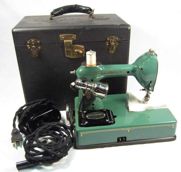 Electrical Sewing Machine : Best images about vintage sewing machines on pinterest