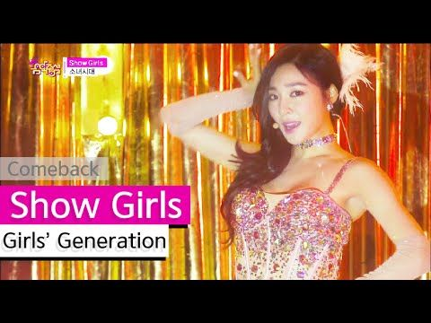 [Comeback Stage] Girls' Generation – Show Girls, 소녀시대 – 쇼 걸 Show…