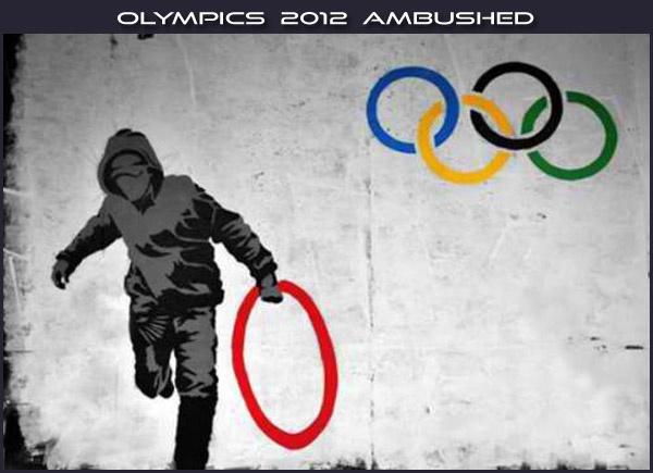 Olympics 2012 Ambushed