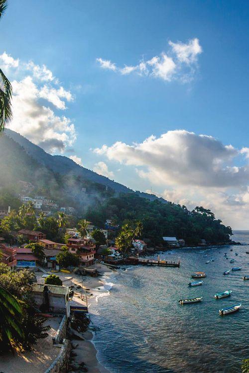italian-luxury:  Yelapa, Mexico | Travel