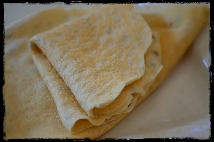 Low carb wrap/tortilla