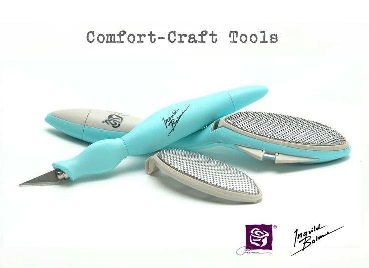 Comfort-Craft Tools - Prima - Ingvild Bolme - Distresser and Craft Knife