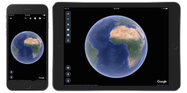 Google Earth iOS, Google'ın Yeni Fantastik Uygulaması Şimdi iOS'ta. Hemen İndir. Uygulamanın DETAYLARI BURADA! Google Earth iOS İNDİR